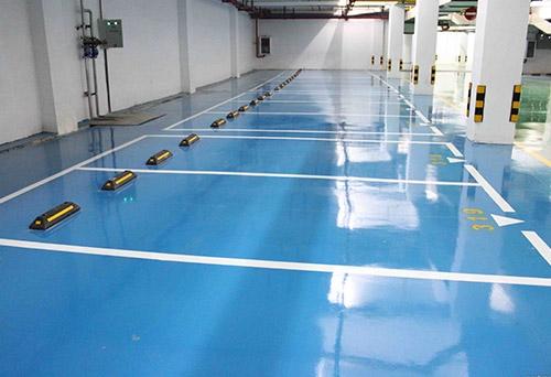 水性环氧地坪罩光漆PD--902